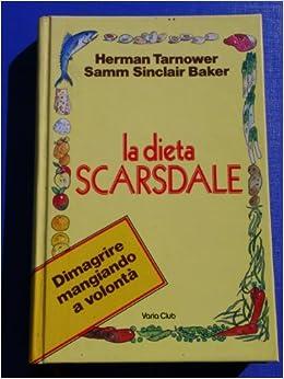 Dieta medica scarsdale libro