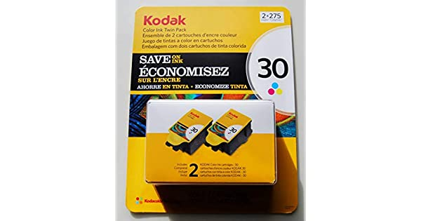 Amazon.com: Kodak 30 Series – Cartucho de tinta de color ...