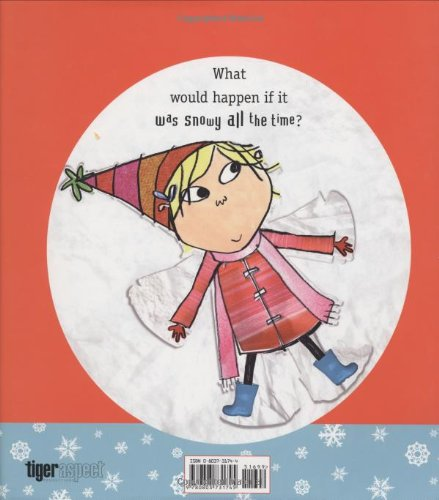 Charlie and Lola: Snow is My Favorite and My Best by Dial (Image #1)
