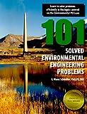 101 Solved Environmental Engineering Problems, Schneiter, R. Wane, 1888577614