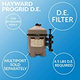 Hayward ProGrid D.E. Pool Filter, Vertical Grid