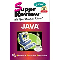 Super Review: Java with CD (Super Reviews)