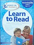 Hook on Phonics Learn to Read- Second Grade Level 2, Age 7-8