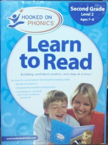 Hook on Phonics Learn to Read- Second Grade Level 2, Age 7-8 by Hook on Phonics (Image #2)