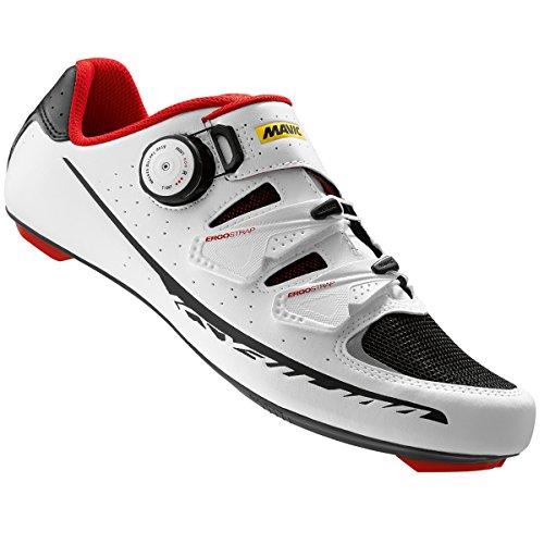 隔離欲しいですグラスMavic 2016 Men's Ksyrium Pro II Road Cycling Shoes - White/Black/Red - L37795400 (White/Black/Red - 11) by Mavic