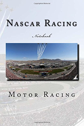 Nascar Racing: Notebook PDF