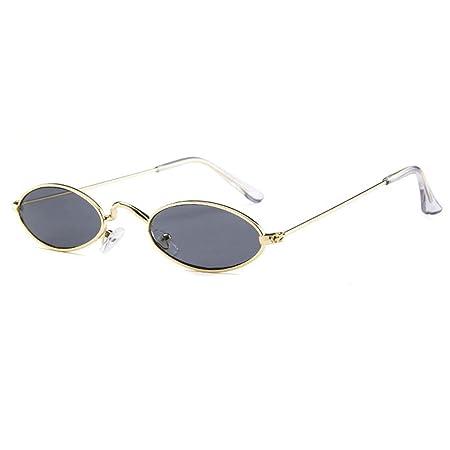 fe36dd33df AOLVO Small Oval Sunglasses