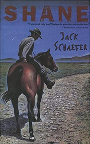 Shane by Jack Schaefer (2014-03-18)