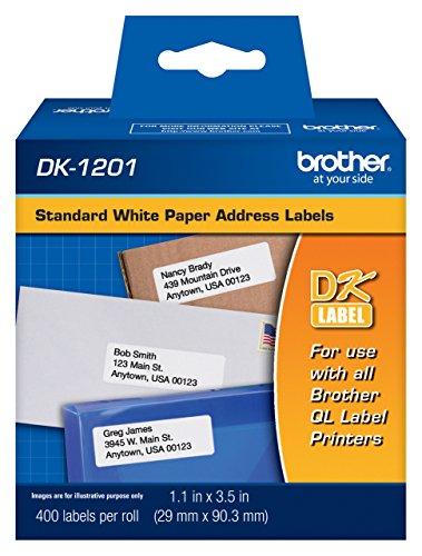Brother Standard Address Labels Printer