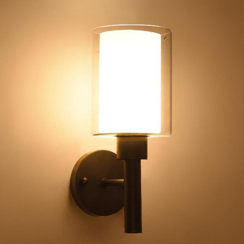 JIN Single Head Lamp Chinese Hotel Room Bedside Lamp Art Bedroom Wall Lamp Study Reading Lamp , 301922