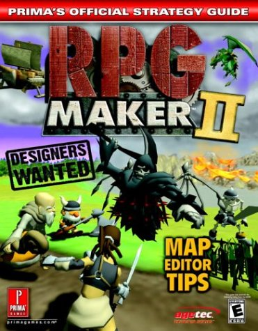 RPG Maker 2 (Prima's Official Strategy Guide)