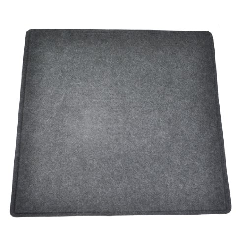 (Cadillac Trunk Mat Reversible Carpet & Rubber 25815275 36 Inch Cargo Mat)
