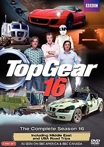 Top Gear: The Complete Season 16