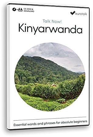 EuroTalk Talk Now! Learn Kinyarwanda (Rwanda)