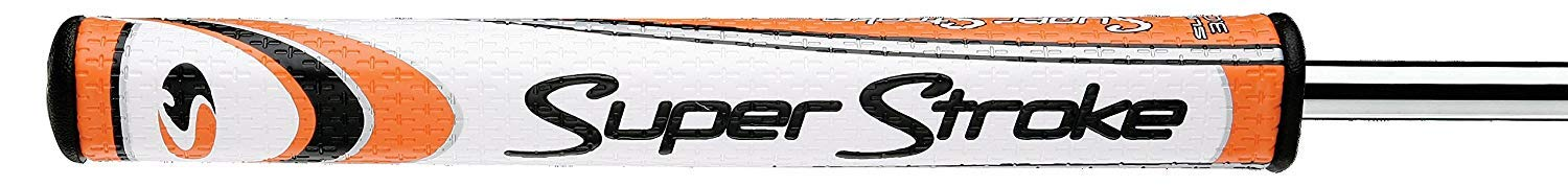Super Stroke Legacy 3.0 Midnight Orange Putter Grip