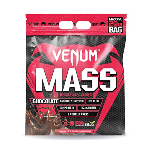 Venum Mass Gainer - 20lbs - Chocolate