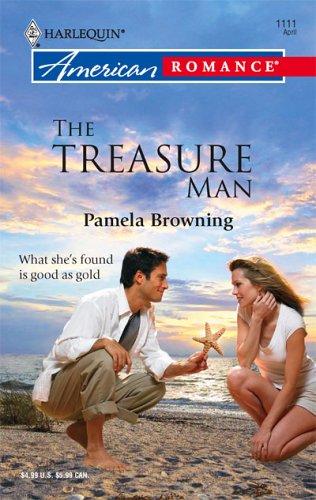 book cover of The Treasure Man