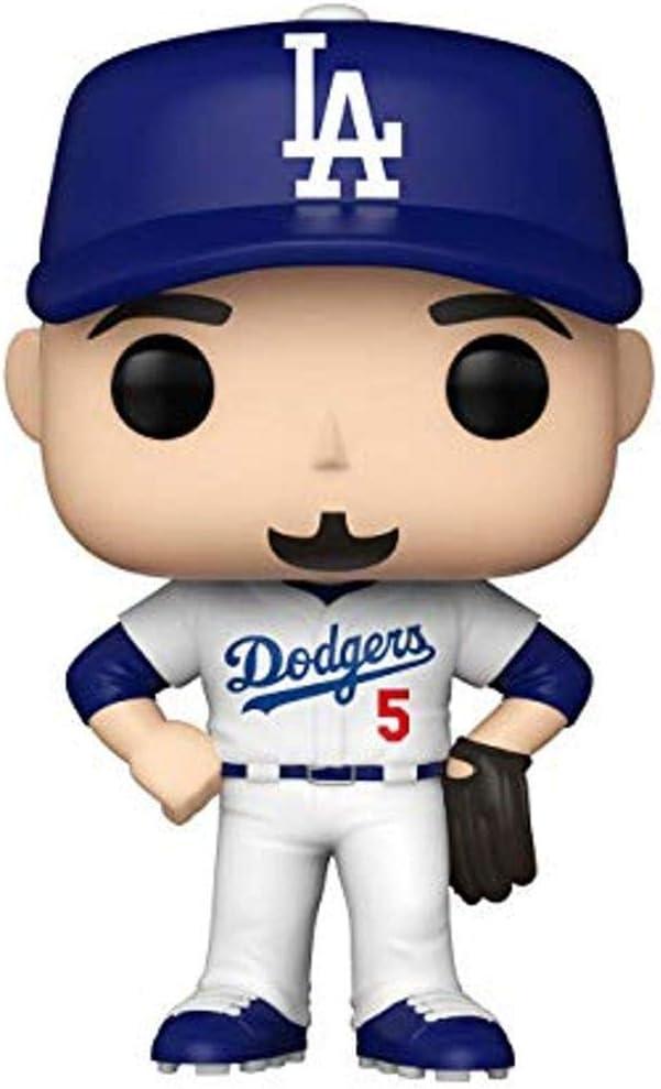 Funko Pop! MLB: Dodgers - Corey Seager (Home Uniform)