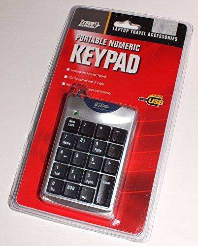 Portable Numeric Keypad60-320