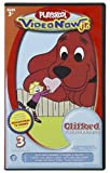 : Videonow Jr. Personal Video Disc 3-Pack: Clifford #4