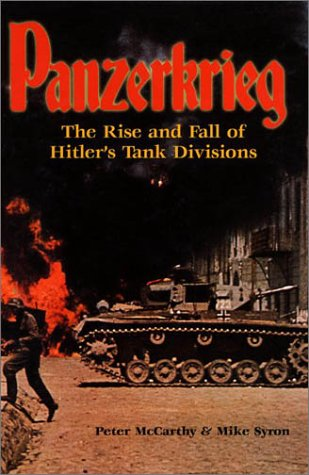 Panzerkrieg: The Rise and Fall of Hitler's Tank Divisions PDF