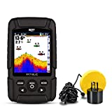 LUCKY FF718LiCD-T Portable Fish Finder With Dual Sonar Frequency