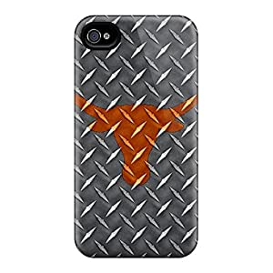 Cute High Quality Iphone 6 Longhorn Steel Cases