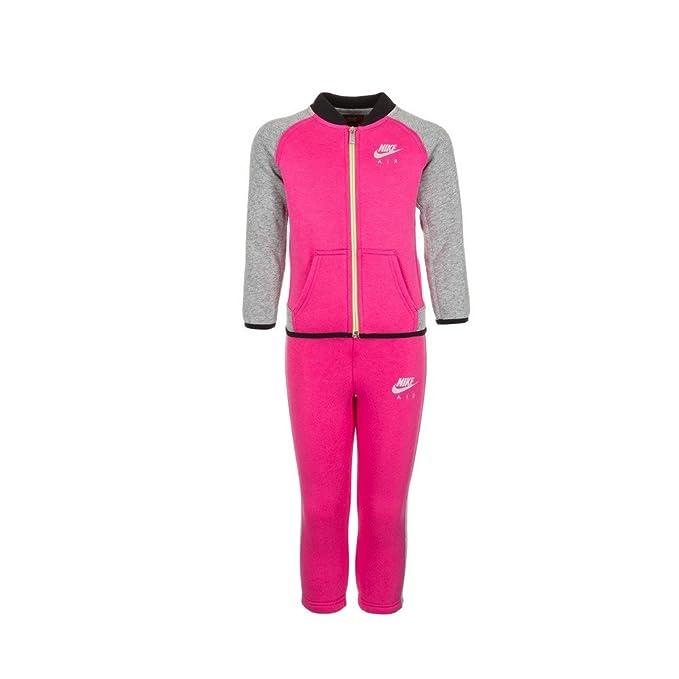 Nike - Nike Sportswear Tuta Bambina Rosa 724282: Amazon.es: Ropa y accesorios