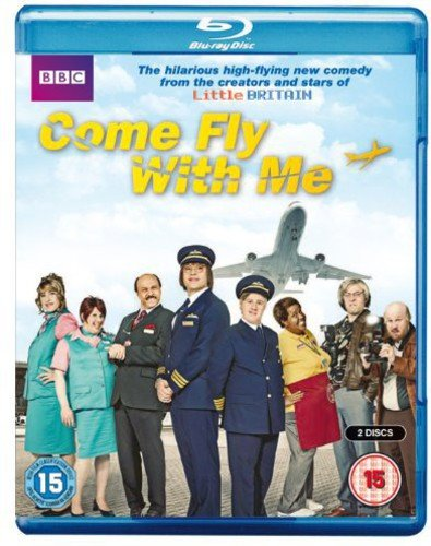 Come Fly With Me Series 1 [Blu-ray]