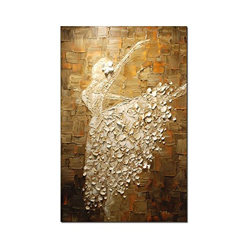 Paintings Painting V inspire Ballerina Decoration