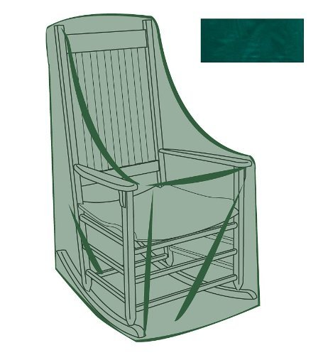 Rocking Chair Outdoor Furniture Cover, In Green 26 3/4u0027u0027L
