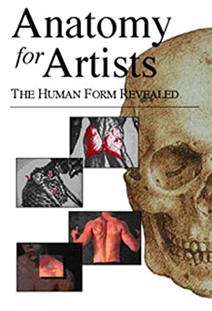 Amazon Anatomy For Artists Volume 1 The Human Form Vhs