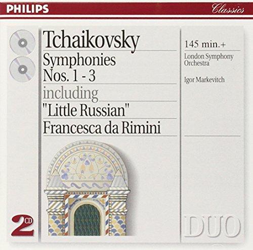 tchaikovsky symphonies - 8