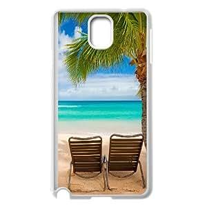 Samsung Galaxy Note 3 Phone Case Beach Chairs U8T90500