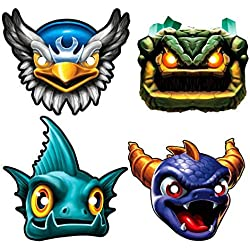 American Greetings Skylanders Masks (8-Count)