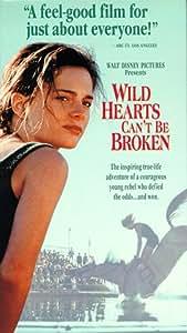 wild hearts can 39 t be broken vhs gabrielle anwar michael schoeffling cliff. Black Bedroom Furniture Sets. Home Design Ideas