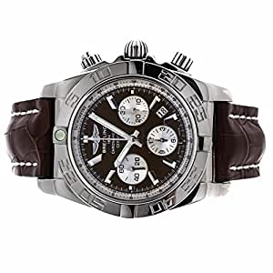 Breitling Chronomat 44 automatic-self-wind mens Watch AB011012/Q575 (Certified Pre-owned)