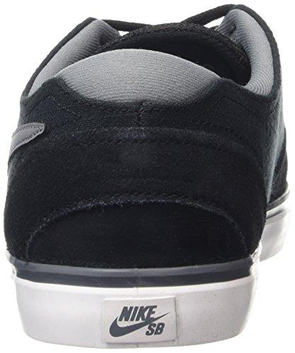 Nike Eric Koston 2 Lr, Men's Baby Shoes Black/Cool Grey/Poison Green