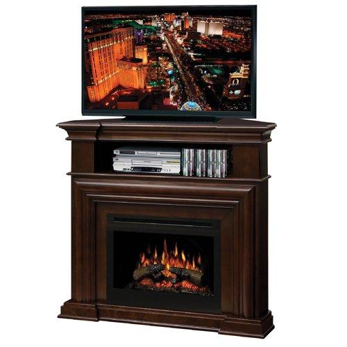 Dimplex Montgomery Electric Fireplace - Espresso