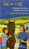 Toi + Moi, tome 41 : L'Eté de Charlotte par Lecourtier