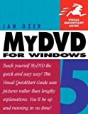 MyDVD 5 for Windows, Jan Ozer, 0321220536