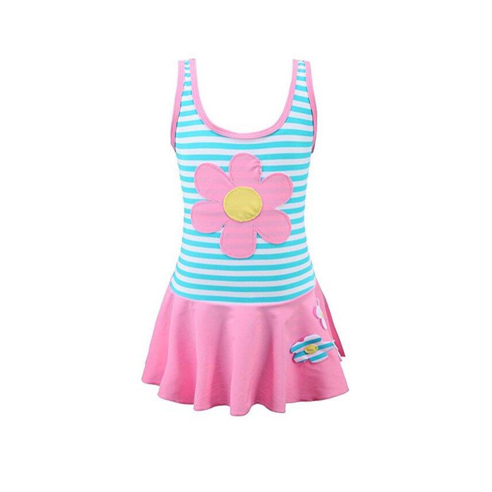 Girls One Piece Swimsuits Swim Dress Girl Kids Swim Cover up