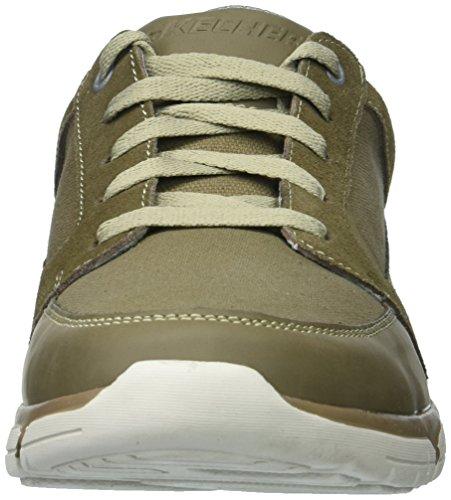 Edmen Uomo Uomo Edmen Sneaker Skechers Khaki Skechers Khaki Skechers Khaki Sneaker Uomo Skechers Edmen Sneaker xAPaAzq