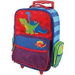 Stephen Joseph Rolling Luggage Dino