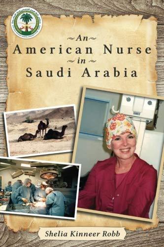 An American Nurse in Saudi Arabia