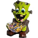 Halloween Candy Bowl Holder, Frankenstein