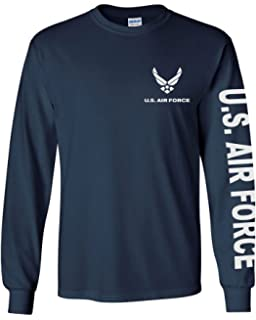 48e4c25a Armed Forces Depot USAF U.S. Air Force Embroidered Polo Shirt at ...