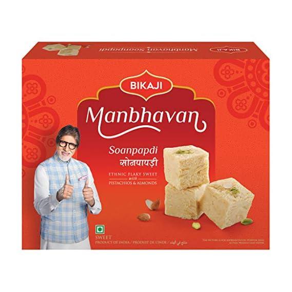 Bikaji ManBhavan (Soan Papdi) 900g
