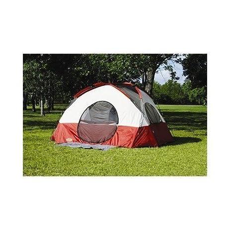 Texsport Boulder Creek 6 Person Vestibule Tent (Red/Tan 13-Feet X  sc 1 st  Amazon.com & Amazon.com : Texsport Boulder Creek 6 Person Vestibule Tent (Red ...