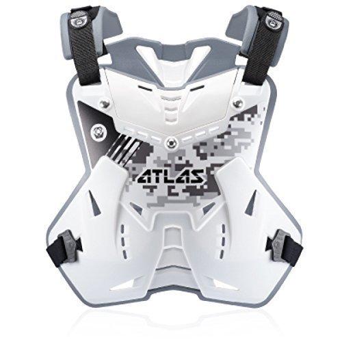 Atlas Defender Junior Arctic Youth Motocross Chest Protector by Atlas